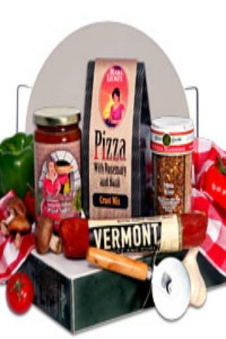 Gift baskets online ordering - screenshot