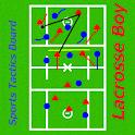 STB lacrosse Boy logo