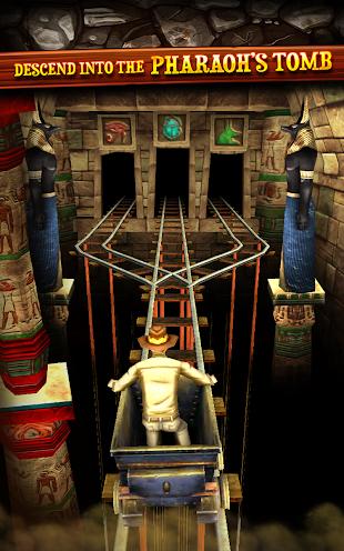 Rail Rush- screenshot thumbnail