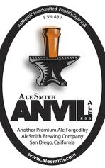 Logo of AleSmith Anvil Ale ESB