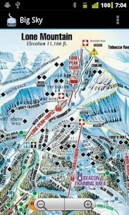 Ski TrailMaps- screenshot thumbnail