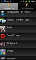 Screenshot of Best App Finder