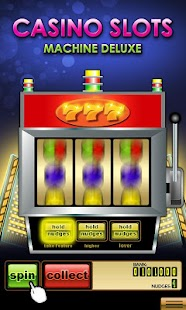 Casino Slots Machine Deluxe- screenshot thumbnail