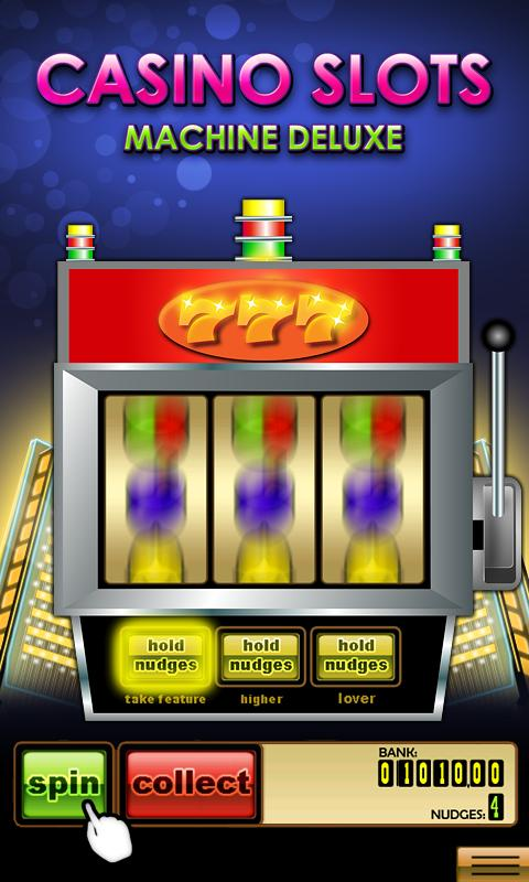 Casino Slots Machine Deluxe - screenshot