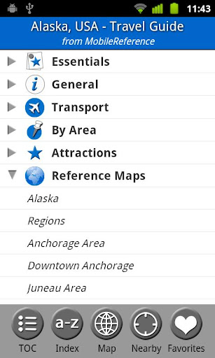 【免費旅遊App】Alaska, US - FREE Travel Guide-APP點子