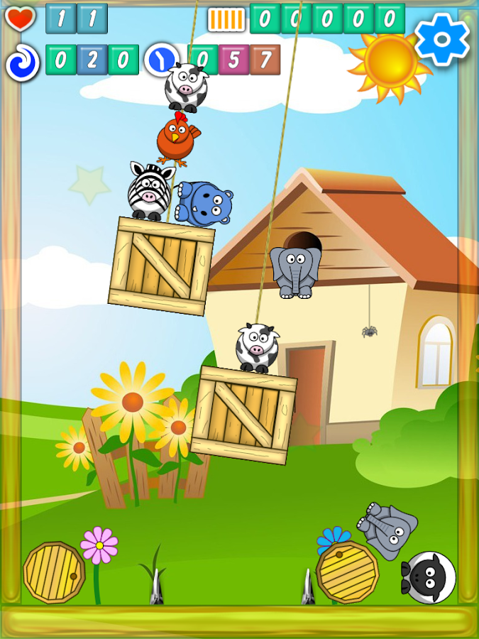 ShinAnimals Heroes- screenshot