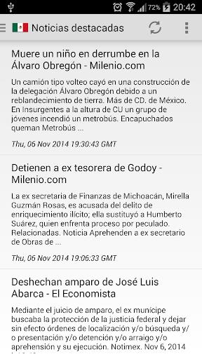 México Noticias Pro