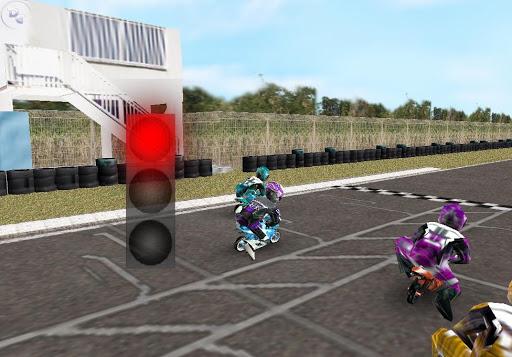 Pocket Bike Race Screenshot