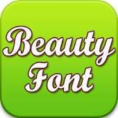 Beauty Font For Samsung Galaxy