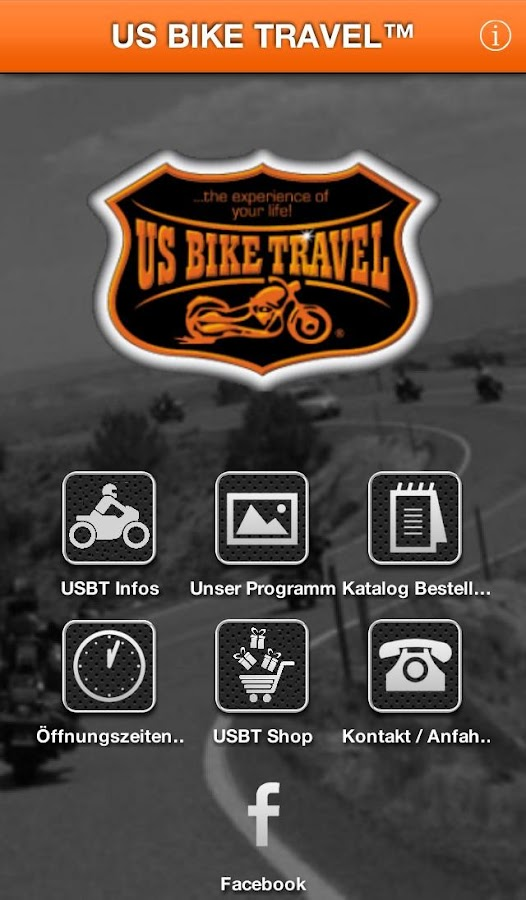 US BIKE TRAVEL™- screenshot