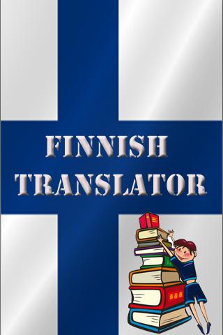 Finnish English Translator