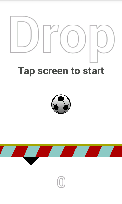 Drop - screenshot