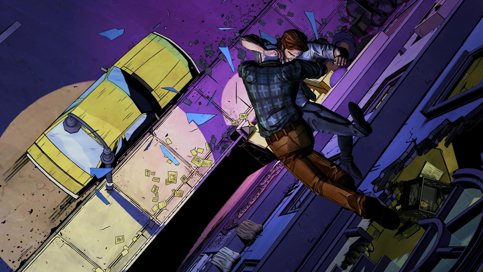 The Wolf Among Us- screenshot