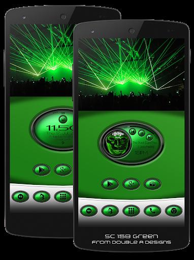 SC 158 Green