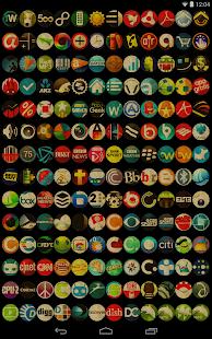 Vintage Icon Pack Screenshot 8