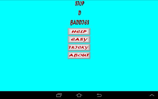 Stop D Baddies