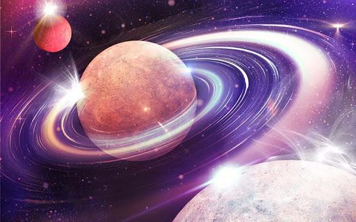 神秘宇宙:太空之旅