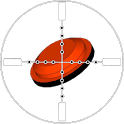 Shooting practices icon