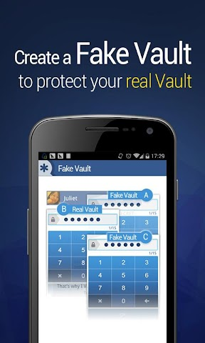 android Vault-Hide SMS,  Pics & Videos Screenshot 7