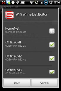 Samba Filesharing for Android- screenshot thumbnail
