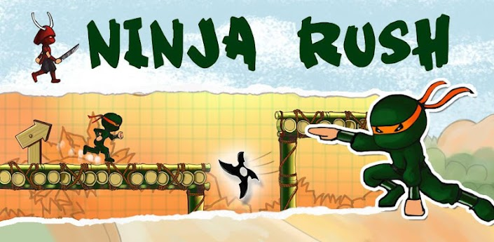 Ninja Rush HD 1.02 apk
