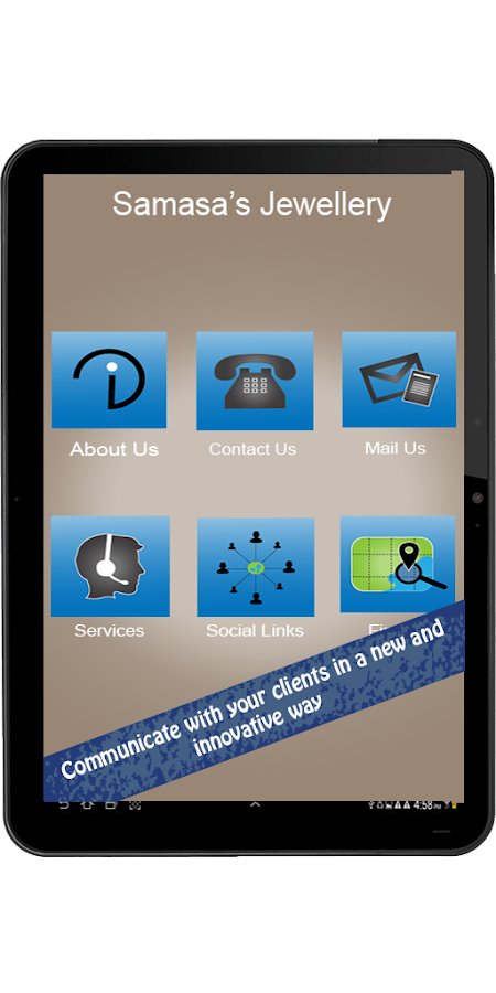 CMA Business App- screenshot