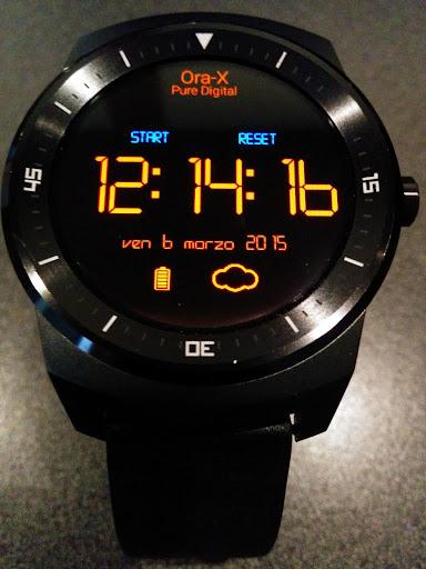 Ora-X Pure Digital