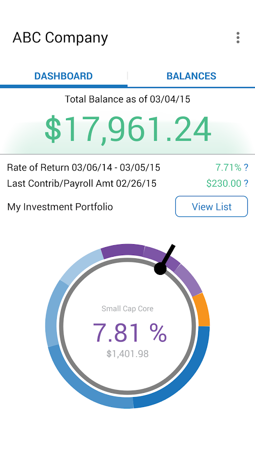 MassMutual RetireSmart - Android Apps on Google Play