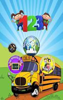 Screenshot of Kids Numbers and Maths Free