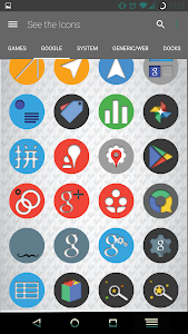 Quoe Icon Pack screenshot 6