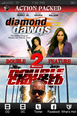 Action Double Feature Volume 1