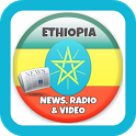 Ethiopia Newspaper & Video icon