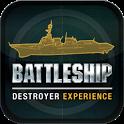 Battleship: Destroyer Experien icon