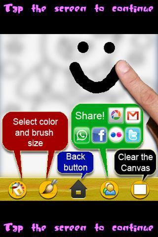 JCi Photo Paint- screenshot