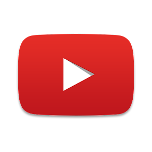 Image result for YOUTUBE icon png