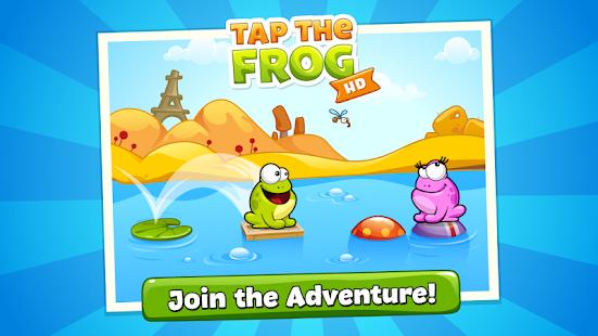 Tap the Frog HD - screenshot thumbnail