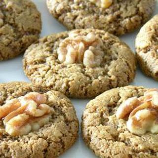 The Rebbetzin Chef's Persian Walnut Cookies.