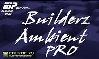 Screenshot of Caustic 3 Builderz Ambient Pro