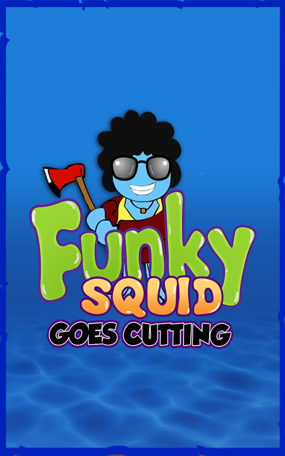 Funky Squid Goes Cutting- screenshot