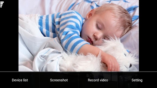 iCamera+ Baby Monitor screenshot 2