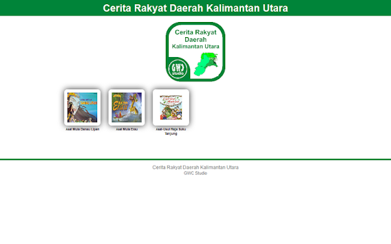 Cerita Rakyat Kalimantan Utara Apk Latest Version Download Free