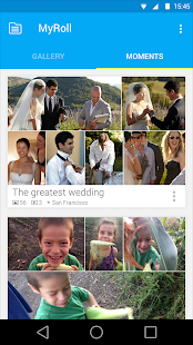 MyRoll Gallery - Photo Gallery - screenshot thumbnail
