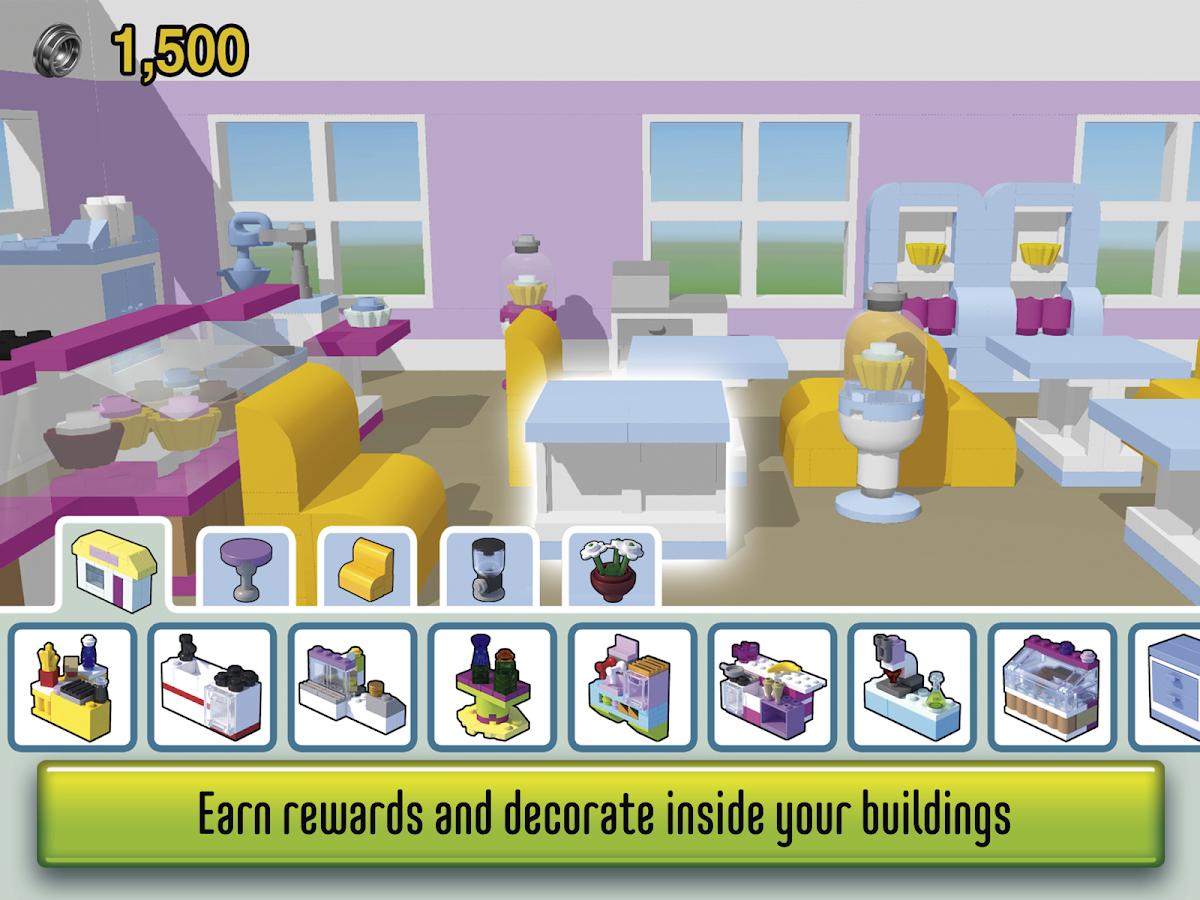 New Build A Dream House App Built