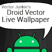 Droid Vector Live Wallpaper HD