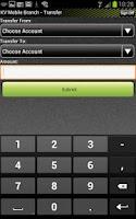 Screenshot of KV Mobile