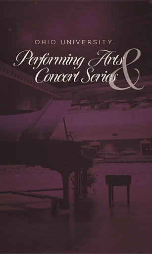 OU Performing Arts Concerts