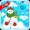 GO Keyboard Snowman Theme icon