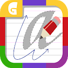 Cursive Alphabets icon