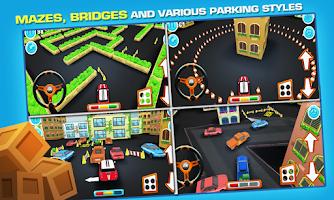Screenshot of Parking Evolution 3D