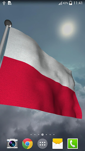 Poland Flag - LWP